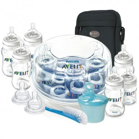 Philips AVENT Bottle Feeding Essentials Kit