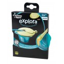 Explora Cool n Mash Weaning Bowl - Green