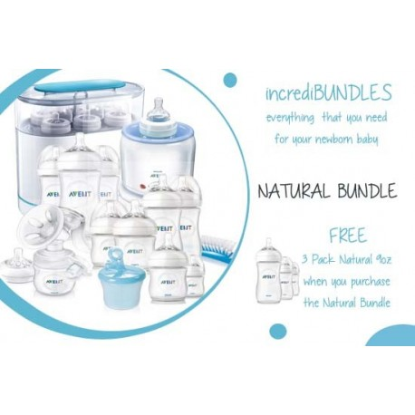 incrediBUNDLES - NATURAL BUNDLE - Huge Savings!