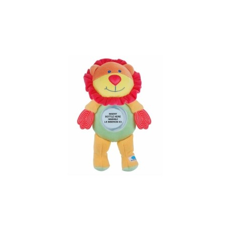 Baby Bottle Buddy - Safari Friends Lion