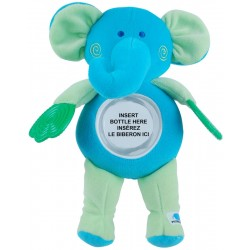 Baby Bottle Buddy - Safari Friends Elephant