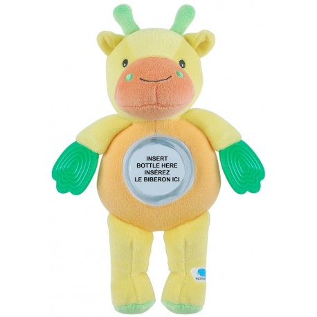 Baby Bottle Buddy - Safari Friends Giraffe