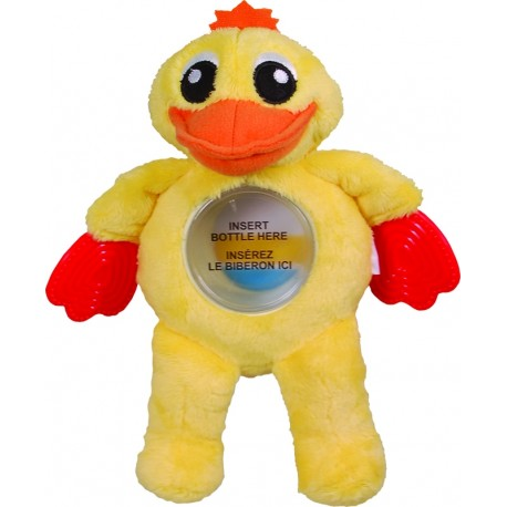 Baby Bottle Buddy - Friendly Animals Little Duck