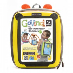BenBat GoVinci Soft BackPack Yellow