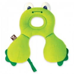 BenBat Total Support Headrest 0-12 months - Frog