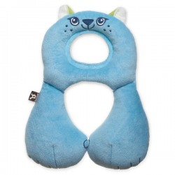 BenBat Total Support Headrest 1-4 years old - Cat