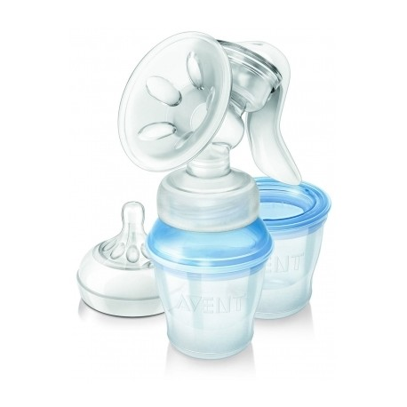 AVENT Comfort Single Manual Breast Pump