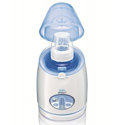 AVENT BPA-Free Digital Bottle and Baby Food Warmer