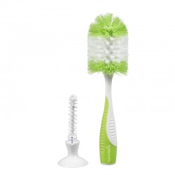 Munchkin Deluxe Bottle Brush - Green