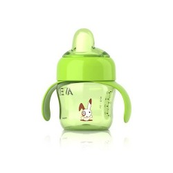 AVENT Trainer Spout Cup 6m+ - Green