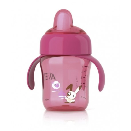 AVENT Trainer Spout Cup 12m+ - Pink