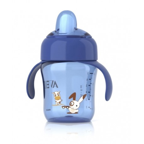 AVENT Trainer Spout Cup 12m+ - Blue