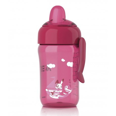 AVENT Trainer Spout Cup 18m+ - Pink