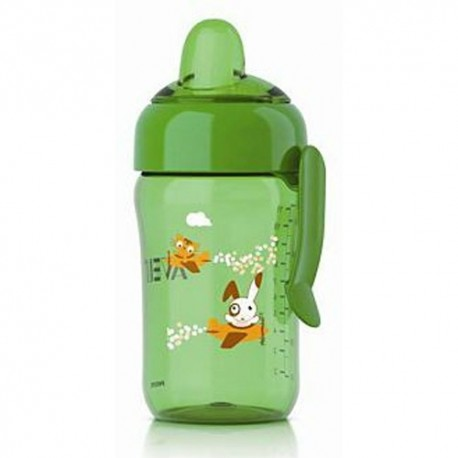 AVENT Trainer Spout Cup 18m+ - Green