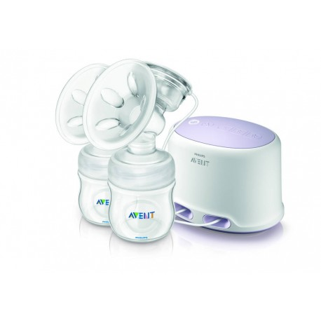 AVENT BPA Free Comfort Double Electric Breast Pump