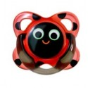 Tommee Tippee - Closer To Nature Fun Silicone Soother 3-9 months - Ladybug