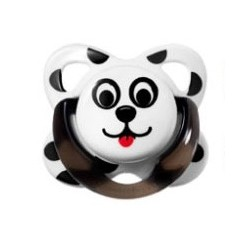 Tommee Tippee - Closer To Nature Fun Silicone Soother 9-18 months - Panda