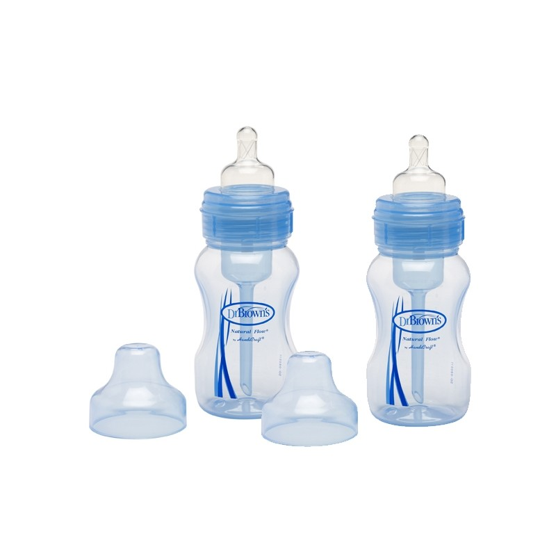 Browns Special Edition Wide Neck Twin Pack Bottle