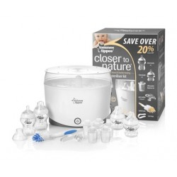 Tommee Tippee Closer To Nature Electric Sterilizer Kit