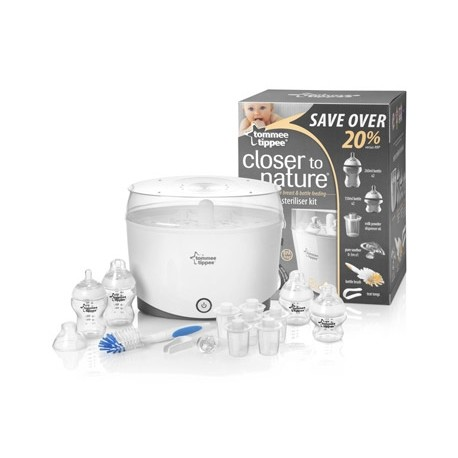 Tommee Tippee Closer To Nature Electric Steriliser Kit