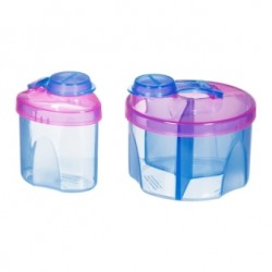 Munchkin Powdered Formula Dispenser Combo Pack - Blue