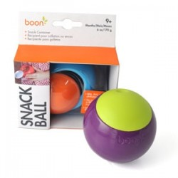 Boon Snack Ball - Purple