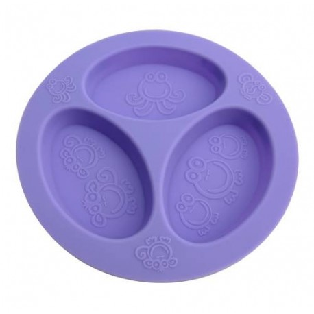 Oogaa Divided Plates - Green
