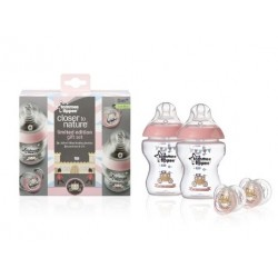 Tommee Tippee Closer To Nature Royal Baby Gift Pack - Princess