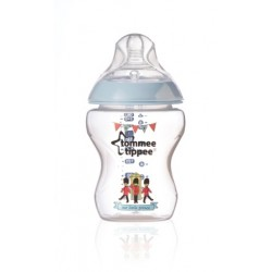 Tommee Tippee Closer To Nature Royal 9 oz Bottle - Prince