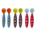 Boon Modware Toddler 3 Pack Baby Utensils