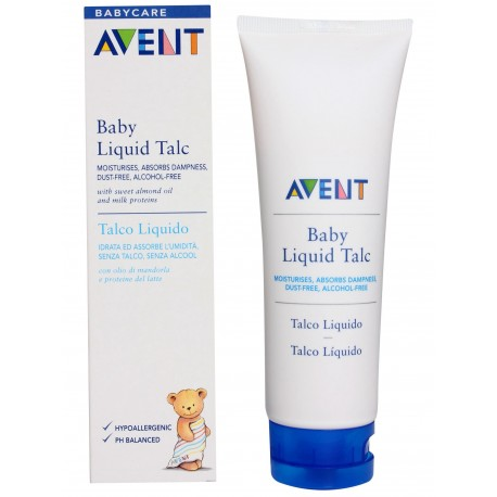 AVENT Liquid Baby Talc Powder 125mL