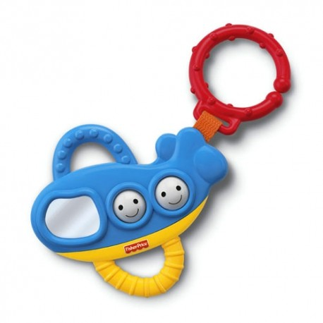 Fisher Price Discover 'n Grow Lion Airplane Teether
