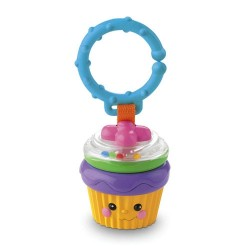 Fisher Price Discover 'n Grow Cupcake Rattle