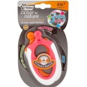 Tommee Tippee Closer to Nature Stage 3 Teether - Pink (2 Pack)