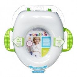 Munchkin Deluxe Potty Seat - Green