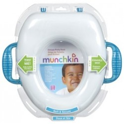 Munchkin Deluxe Potty Seat - Blue