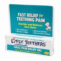 Little Teethers Oral Pain Relief Gel 0.33 oz (9.45 g)