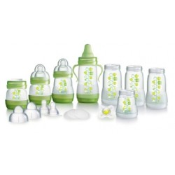 MAM Anti Colic Bottle Starter Set (15 pieces)