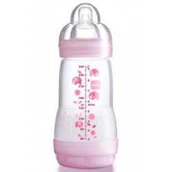 MAM Anti-Colic Bottle 9 oz / 260 mL - Pink