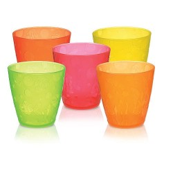 Munchkin Multi Coloured Cups