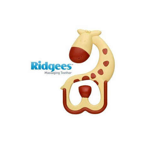 Dr Brown's Massaging Teether Ridgees Giraffe