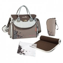 Babymoov Maternity Baby Bag Sport Style Almond/Taupe