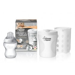 Tommee Tippee Closer to Nature Single Bottle Sterilizer (Clearance)