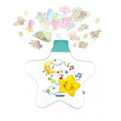 Tomy Starlight Dreamshow White Nursery Light Projector