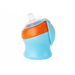 Boon Swig Short (Spout Top), Blue