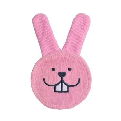 MAM Oral Care Rabbit, Pink
