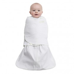 HALO® SleepSack® Swaddle Cotton Pin Dot Sage - Newborn