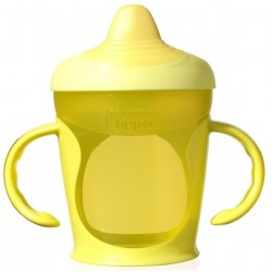 Tommee Tippee Explora Easy Drink Cup 7-12m, Yellow