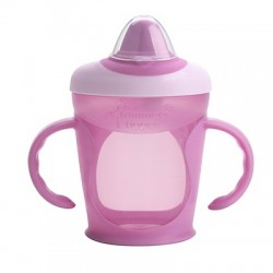 Tommee Tippee Explora Easy Drink Cup 7-12m, Pink
