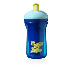Tommee Tippee Explora Active Straw 12m+, Blue